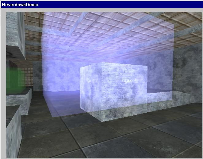 Volumetric Fog Screenshots